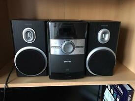 Philips micro stereo