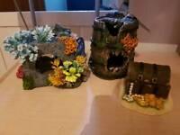 Fish tank items