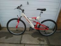 Full Suspension & Lightweight Mountain / Hybrid Bike by Raleigh