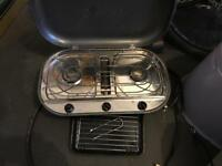 Sunncamp double burner stove