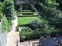 Soft landscaping and garden maintenance in West and South West London