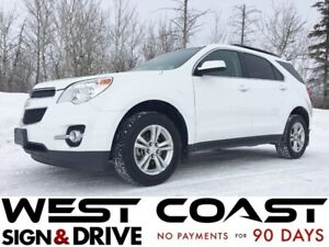 2013 Chevrolet Equinox AWD *HEATED SEATS* MYLINK* ARRIVING SOON*
