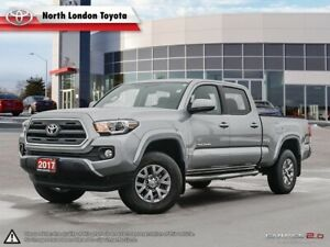 2017 Toyota Tacoma SR5 Exceptional crash test ratings - Autob...