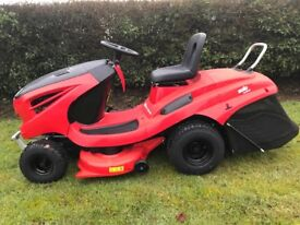 """NEW ALKO SOLO 40"""" RIDE ON TRACTOR LAWNMOWER"""