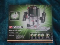 Parkside Router POF 1200 B2 For Sale!