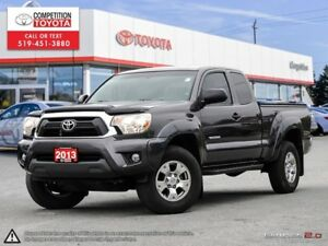 2013 Toyota Tacoma One Owner, No Accidents, Toyota Serviced