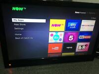 """24"""" HD TV with DVD player and built in freeview collection Derby"""