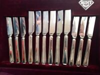 Stainless Steel Cutlery Set in Box