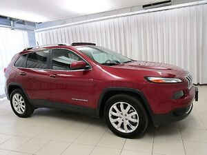 2016 Jeep Cherokee NOW THAT'S A DEAL!! LIMITED 4X4 SUV w/ HEATED