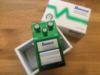 Ibanez TS9 Tube Screamer 30th Anniversary Never Used