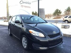 2012 Toyota Matrix 4DR WGN FWD MT