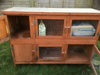 Rabbit hutches for sale