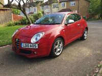Alfa Romeo Mito 1.6 JTDM Veloce, Cambelt & Water Pump changed at 60000 mil, 3 Former Keeper