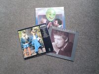Albums by Abba, Michael Crawford & Johnny Mathis.