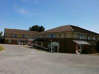 One Bed flat Doddington Road Wellingborough for over 60 yrs or 55 with DLA