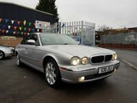 Jaguar 3.0 XJ6 Sport LOW MILES+HIGH SPEC**SAT NAV+FULL LEATHER HEATED SEATS**PRIVATE PLATE INCLUDED*