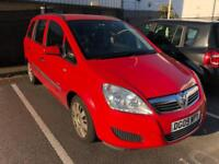 Vauxhall Zafira 1.6 Life, Great Condition, Drives Perfectly