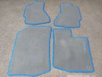 Toyota Aygo carpet matts for sale.
