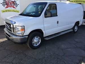 2014 Ford Econoline Commercial, Cargo Divider, Only 64, 000km