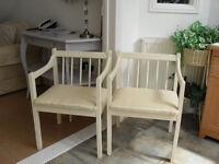 2no Retro Chairs