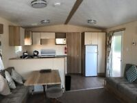 FOR SALE Static caravan at Hoburne Bashley, New Forest, Hampshire. Sited and available NOW!