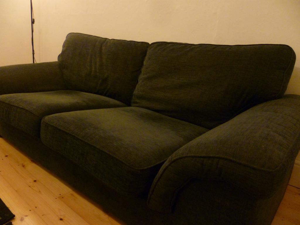 3 Seater Sofa Next Steel Grey In Exeter Devon