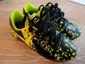 C9 Childrens Football boots. Unwanted Christmas present. Brand new, boxed. Bargain!!