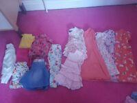 2-3 girls summer clothes