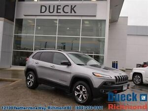 2016 Jeep Cherokee Trailhawk  Accident Free - Local