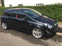 2012 Vauxhall Corsa 1.7 CDTi SRi 130 BHP (3DR)