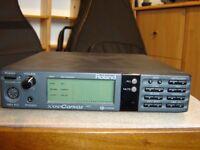 Roland SC-55 Sound canvas Midi Sound Generator