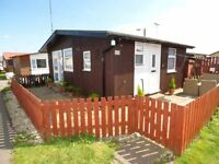 2 Bedroom Detached Chalet Holiday home for sale South Shore Holiday Village near Bridlington (1255)