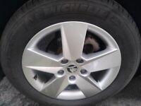 Skoda alloys wheels 5x112