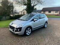 2011 PEUGEOT 3008 1.6 HDI SPORT - LOW RUNNING COST - SUPERB CONDITION -