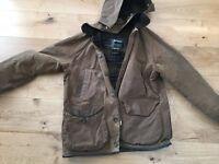 Classic Men's Beauchamp Barbour Jacket - Size Medium