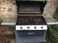 Coockaburra barbeque and grill