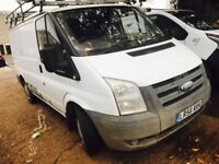 56 plate ford transitvtqx and mot choice of 2