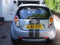 Car For Sale 2010 Chevrolet Spark Only 33079 Miles £30 Year Tax Recent New Battery From Halfords