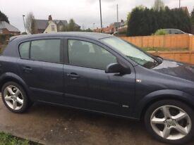 Vauxhall Astra 1.8 sri 2008 97k miles