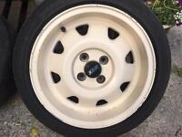 """ATS Cups, 15"""" x 7j, 4x100 alloy wheels"""