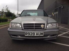 Mercedes Benz C Class C180 Classic - Low Mileage - 2 owners from new - Lots of Service History