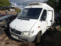 Breaking for Spares Mercedes Sprinter 311 2.1 cdi 2004