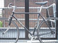 Beautiful Lightweight Reynolds 531, single speed freewheel/not fixie, serviced