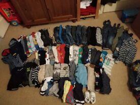 9-12month massive boys bundle