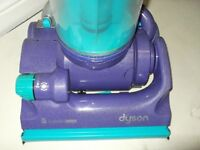Dyson DC07 Purple/Turquoise vacuum cleaner (bagless) in excellent condition £45.00