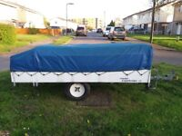 Conway 6 man trailer tent