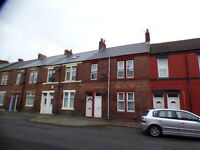 Laurel Street. Wallsend.2 Bed Immaculate Lower Flat. No Bond! Dss welcome!
