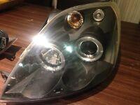 Sonar Headlights SK3302 FMK03 Fiesta V 2005/08