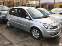 2009 Renault scenic dynamics Vvti 1.6 6 speed manual in top condition