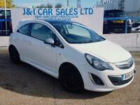 VAUXHALL CORSA 1.2 LIMITED EDITION 3d 83 BHP A GREAT EXAMPLE INSI (white) 2015